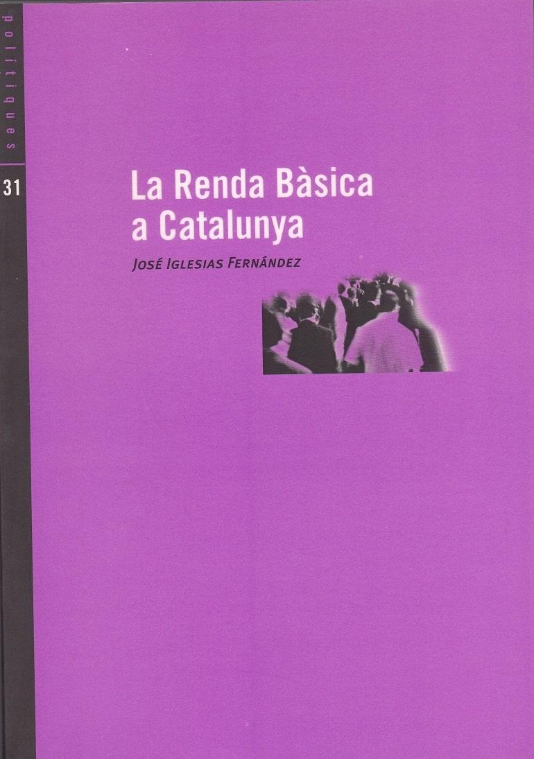 2002 La Renda Bàsica a Catalunya insert 1